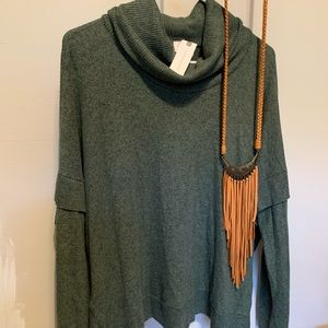 Anthropologie Slouchy Sweater